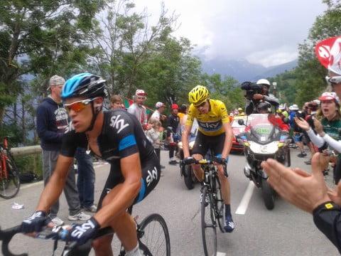 Tour de Francia 2013. Dentro del corazón del dragón