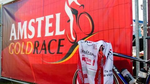 La fiesta, ciclista y birrera, de la Amstel Gold Race 2014