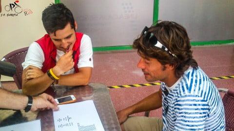 Óscar Freire: «Cada vez que digo que soy ciclista piensan que me dopaba»