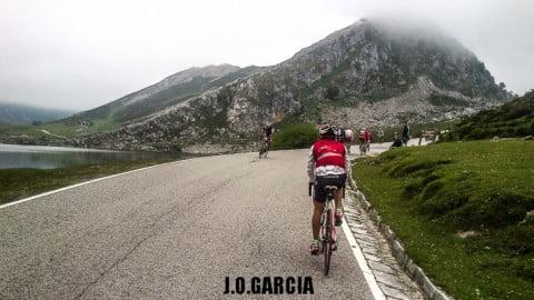 Marcha Lagos de Covadonga 2013, el cicloturismo clásico