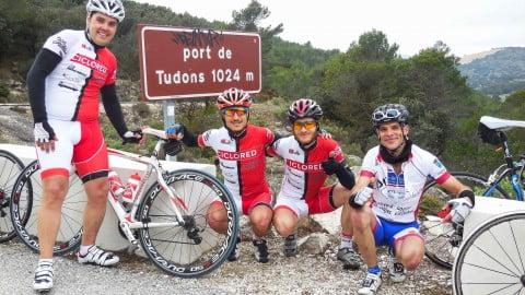 ¿Cómo hacer feliz a un cicloturista?  Así fue el Training Camp Allon Vilajoyosa Ciclored