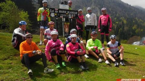 Amigos ciclistas (Entrenamiento Pre QH 2014)