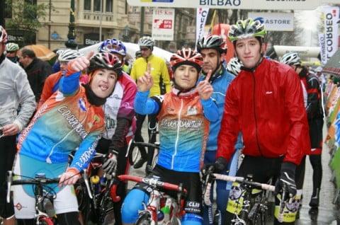 Bilbao Bilbao 2013. Ciclograstronomía ciclorediana