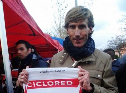 Palabra de Pablo Lastras. El 'capo' del pelotón español con ciclored.com.