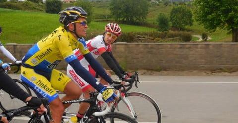 Un gregario llamado Alberto Contador (Marcha Contador 2014)