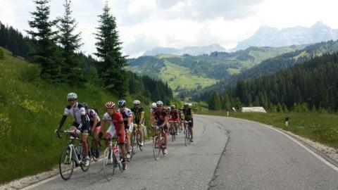 Maratona dles Dolomitas 2014 o el sueño del cicloturista