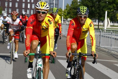 Valverde, líder único para el Mundial…