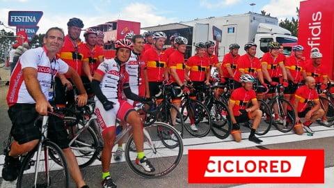 La Vuelta 2014 de Ciclored.com en fotos