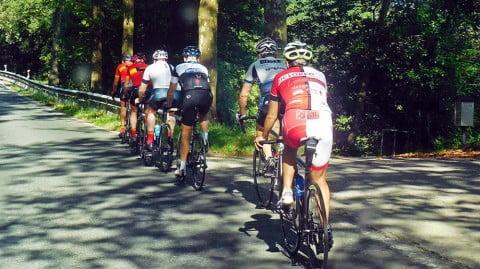 Entrenamiento ciclista para 2015 con Ciclistas A Tope