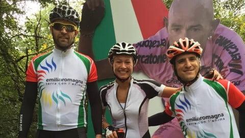 Siguiendo la rueda de Marco Pantani por la Emilia Romagna