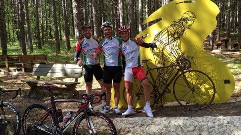 Las rutas de Marco Pantani en la Emilia Romagna