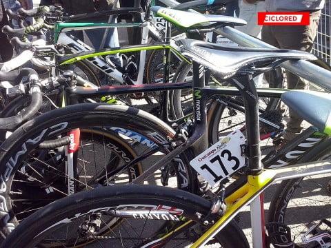 Bicicletas Pro Tour 2015 de la Vuelta Andalucia