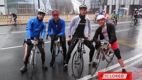 Bilbao 2015… Si son cuatro gotillas