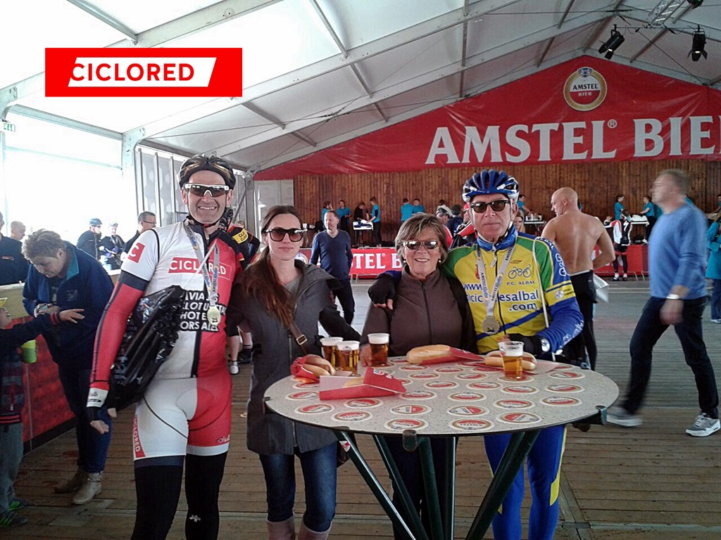 AMSTEL GOLD RACE MARCHA 1