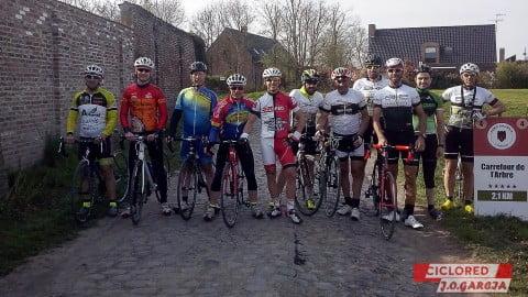 Locos por la París-Roubaix 2015