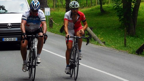 Ciclistas A Tope prepara a los ciclistas de la Pre QH