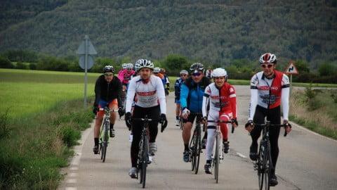 20 cicloturistas hacen realidad su sueño en la Pre QH 2015