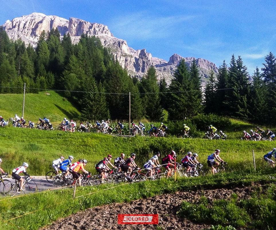 Maratona Dolomitas Ciclored 36