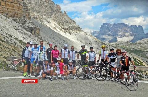 Maratona de los Dolomitas 2015. Las montañas más bellas del mundo