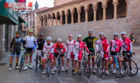 La Pedro Delgado 2015, pedaleando por la historia