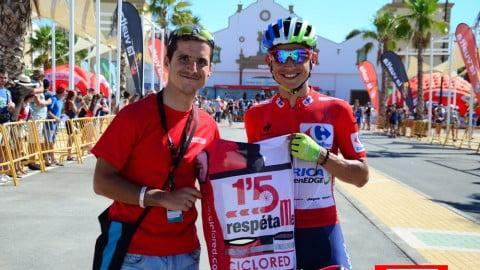 La Vuelta 2015. Fotos. Etapas 3 y 4