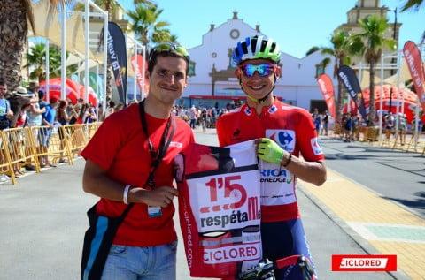Los vatios de la Vuelta 2015