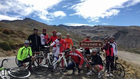 Ciclistas pirados por… la bicicleta de basalto