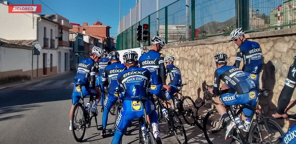 Campus Etixx Ciclored 7