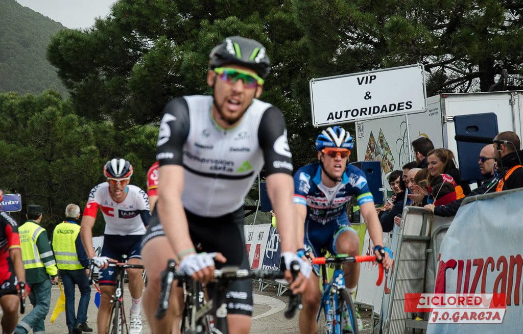 Vuelta Andalucia Peñas Blancas 14
