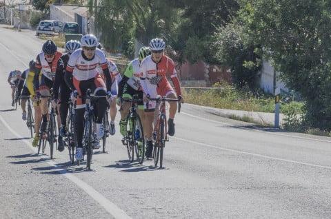 Entrenamiento ciclista por potencia y watios