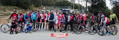 Campus Ciclored 2016… el placer de pedalear