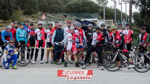 Campus Ciclored 2016… el placer de pedalear