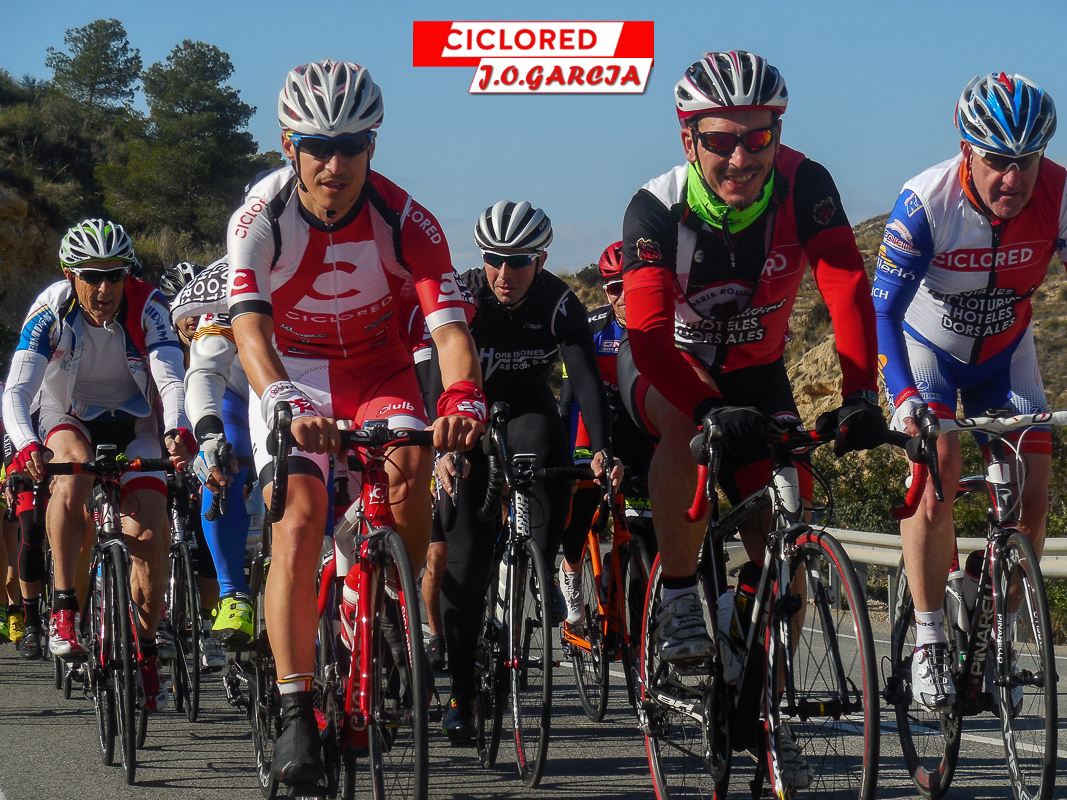 Campus Ciclismo Ciclored Joseba Beloki 2016