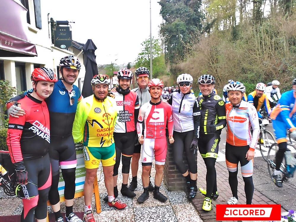 Amstel Gold Race viaje ciclored lamerichs
