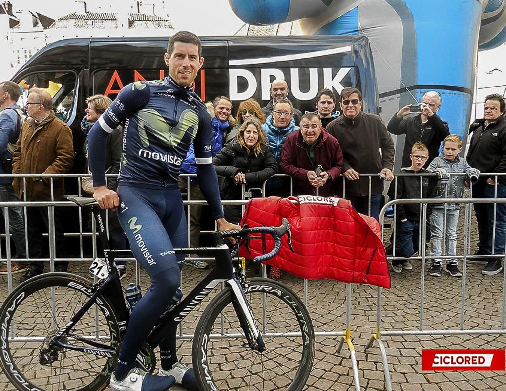 Amstel Gold Race viaje ciclored Imanol Erviti