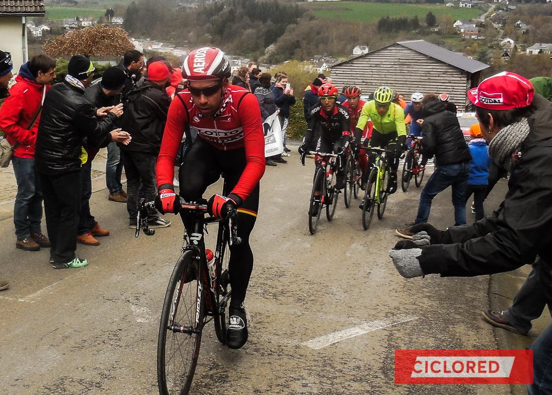 lieja bastogne lieja cicloturista viaje ciclored 5