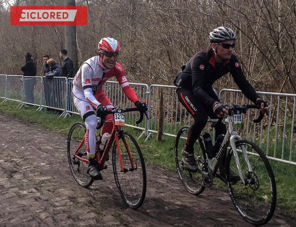 paris roubaix ciclored cicloturista arenberg barro