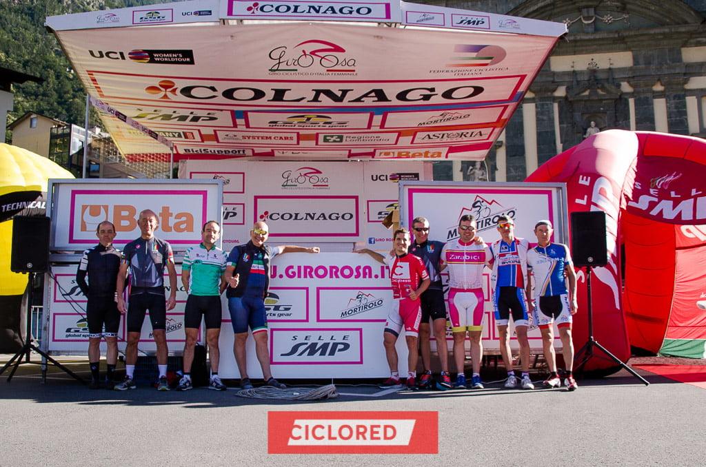 maratona de los dolomitas viaje ciclista giro rossa