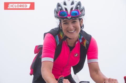 Ziortza Villa: «El cicloturismo femenino necesita visibilidad»