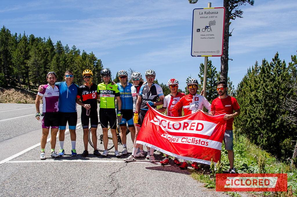 tour francia viaje ciclored etapa la rabassa