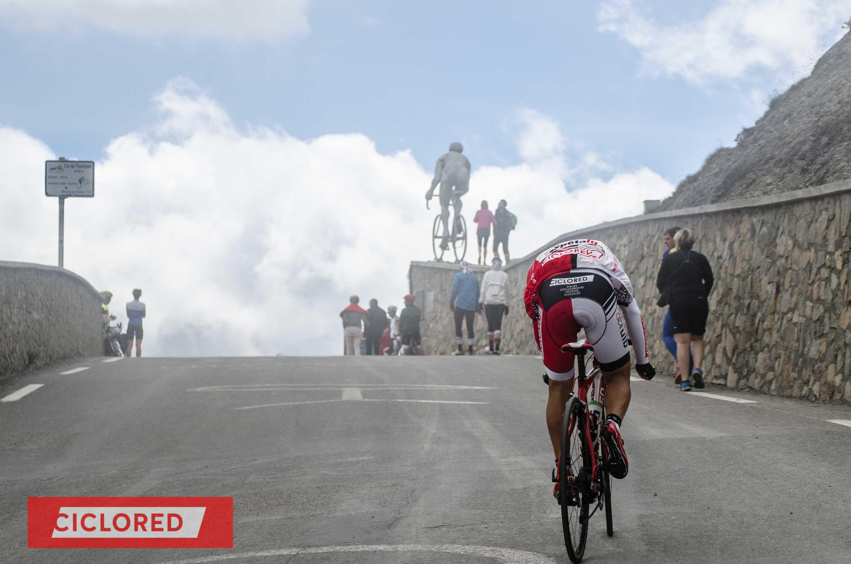 tour francia viaje ciclored etapa tourmalet marmotte pirineos