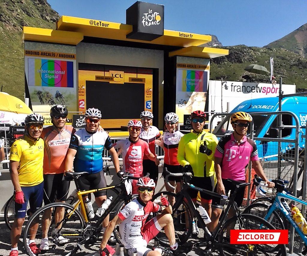 tour francia viaje ciclored