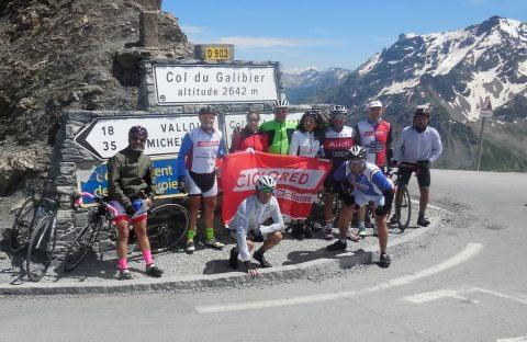 Pre Marmotte 2016. Medio mundo unido por el ciclismo