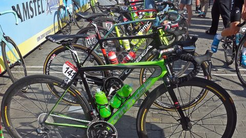 Bicicletas Pro Tour. Todas las bicis de La Vuelta 2016