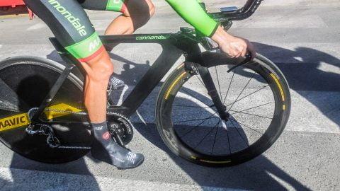 La Vuelta 2016 en contrarreloj. A toda velocidad