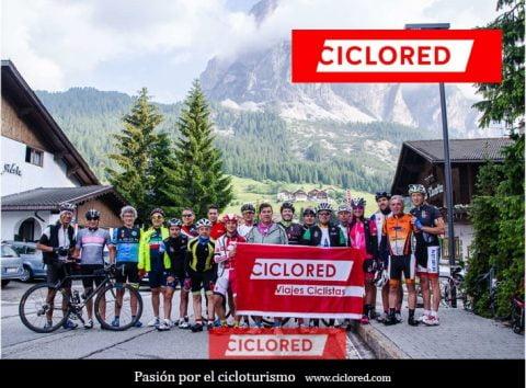 Viajes a eventos cicloturistas. Presentación Ciclored en Unibike 2016