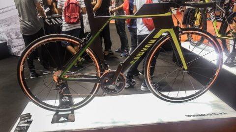 Bicicletas de contrarreloj y triatlón
