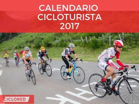 Calendario cicloturista 2017