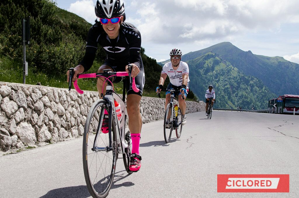 Maratona 2016 ciclored ziortza villa cicloturismo femenino