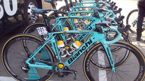 Bicicletas Pro Tour 2017. Vuelta a la Comunidad Valenciana